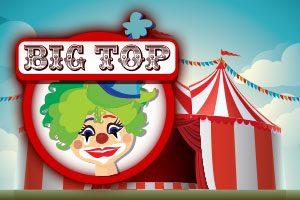 big top online casino logo